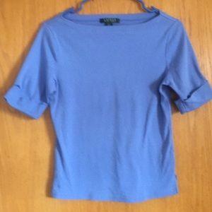 Lauren Ralph Lauren short sleeve T shirt medium